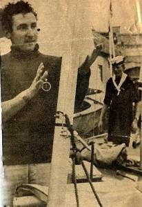 Félix Sienra Juegos Olímpicos Londres 1948