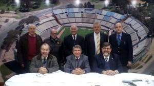 Comisión Directiva Panathlon Montevideo