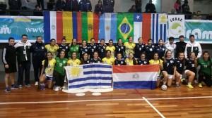 Liga Universitaria de Deportes   Uruguay Paraguay