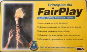 fair play oca