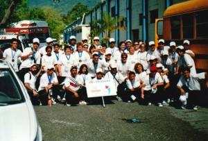 Delegación Uruguaya Olimpíadas Especiales 2007 Shangai