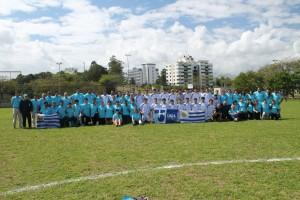 Liga Universitaria de Deportes Juegos Unisinos 2012