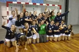 Liga Universitaria de Deportes JUSBA 2016 Handball femenino