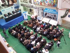 Liga Universitaria de Deportes acto académico lanzamiento libro 100 años
