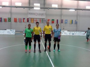 Liga Universitaria de Deportes Mundial femenino de Fútbol Sala en España