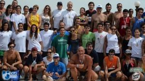 Liga Universitaria de Deportes Travesía en Club Náutico