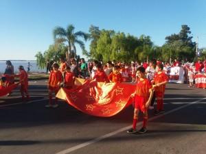 onfi desfile